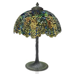 "Tiffany Studios New York ""Laburnum"" Table Lamp"