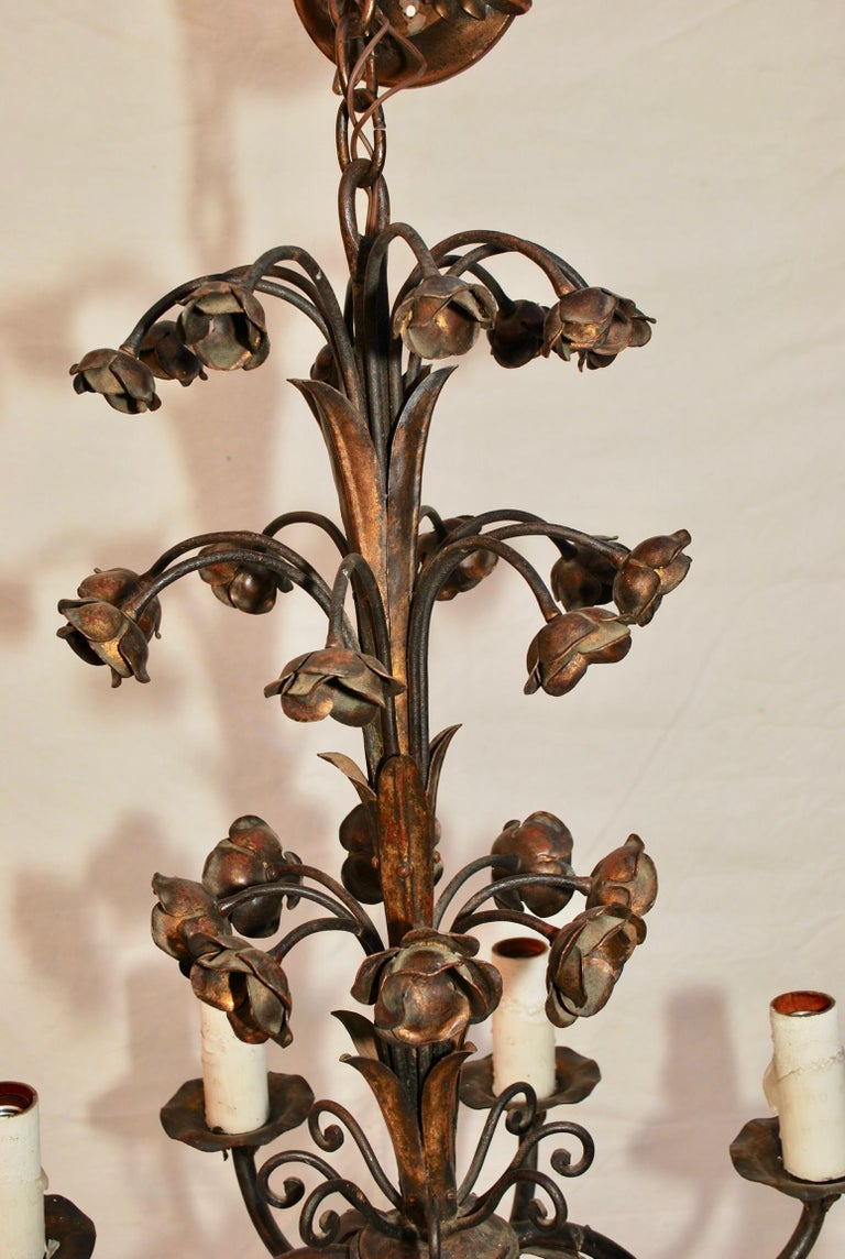 We have over three thousand antique sconces and over one thousand antique lights, if you need a specific pair of sconces or lights use the contact dealer button to ask us, we might have it in our store We also have our own line of wrought iron