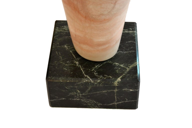 Signed Paporter 20th Century Female Nude Marble Sculpture For Sale 3