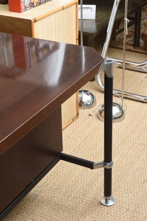 Italian Ico Parisi Desk For Sale