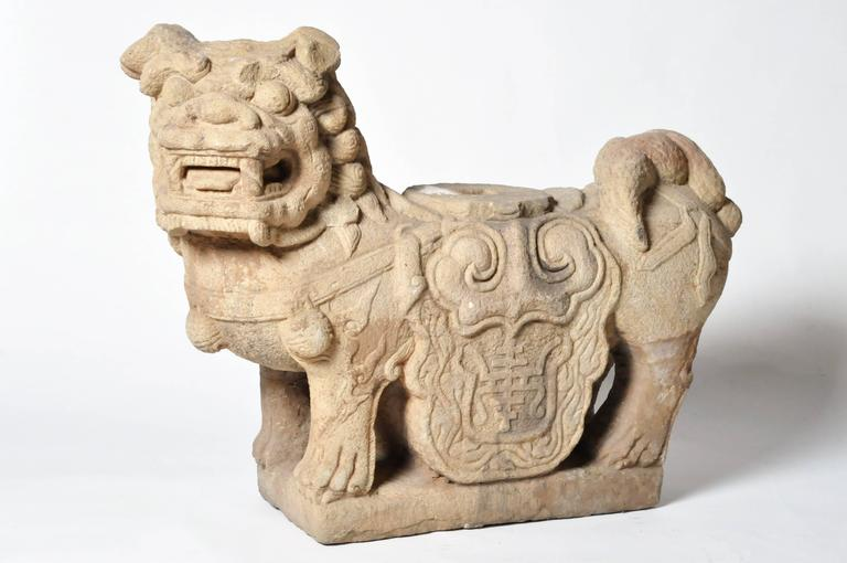"Often referred to as ""Foo Dogs"" or ""Fu Dogs"" in western culture, these handsome stone sentinels are iconic gatekeepers seen throughout Asia. Traditional symbols of protection, they are made from durable materials like bronze or stone and are"