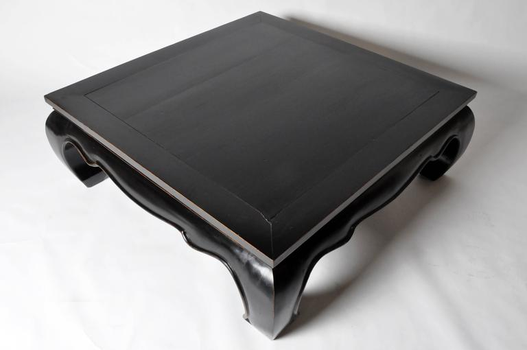 A Traditional Kang Table Is A Type Of Chinese Furniture That Serves A Dual  Purpose As