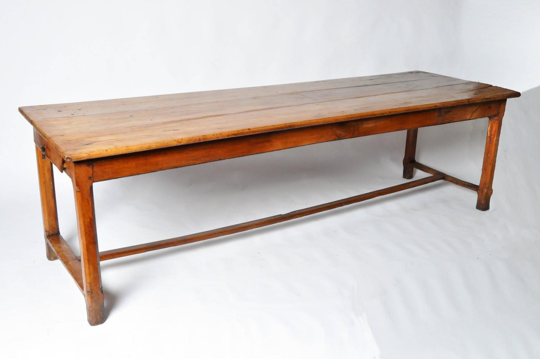 vintage french work table for sale at 1stdibs. Black Bedroom Furniture Sets. Home Design Ideas