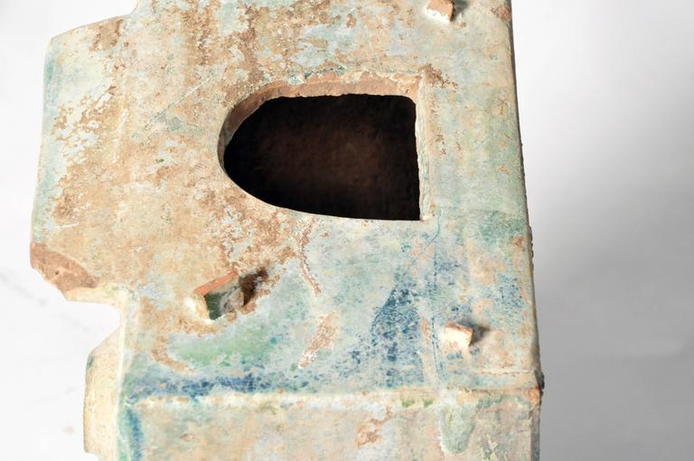 Chinese Han Dynasty Earthenware Model of a Stove For Sale 3