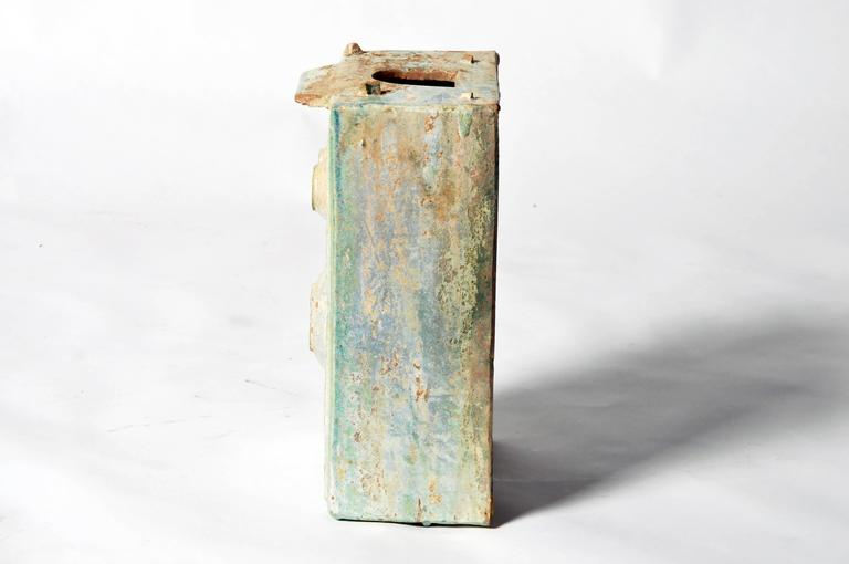 Chinese Han Dynasty Earthenware Model of a Stove For Sale 2