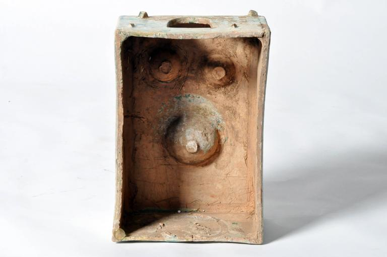 Chinese Han Dynasty Earthenware Model of a Stove For Sale 4