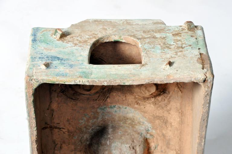 Chinese Han Dynasty Earthenware Model of a Stove For Sale 5