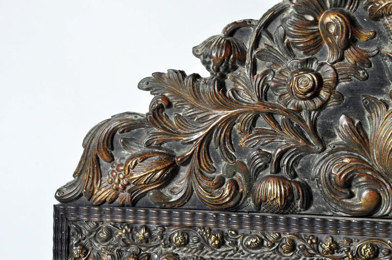Dutch Baroque Mirror For Sale 1