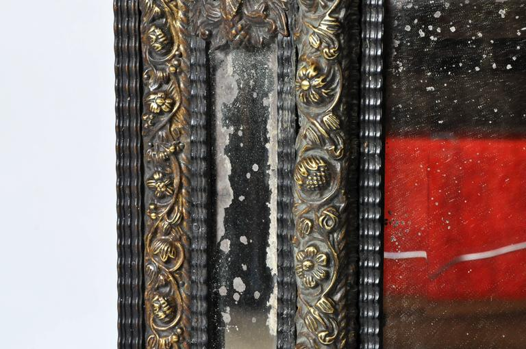 Dutch Baroque Mirror For Sale 4