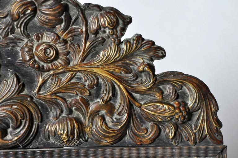 Dutch Baroque Mirror For Sale 3