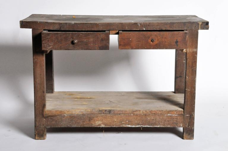 20th Century French Work Table For Sale