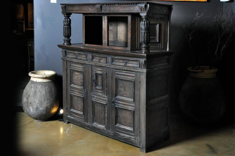 18th Century and Earlier Italian Buffet For Sale