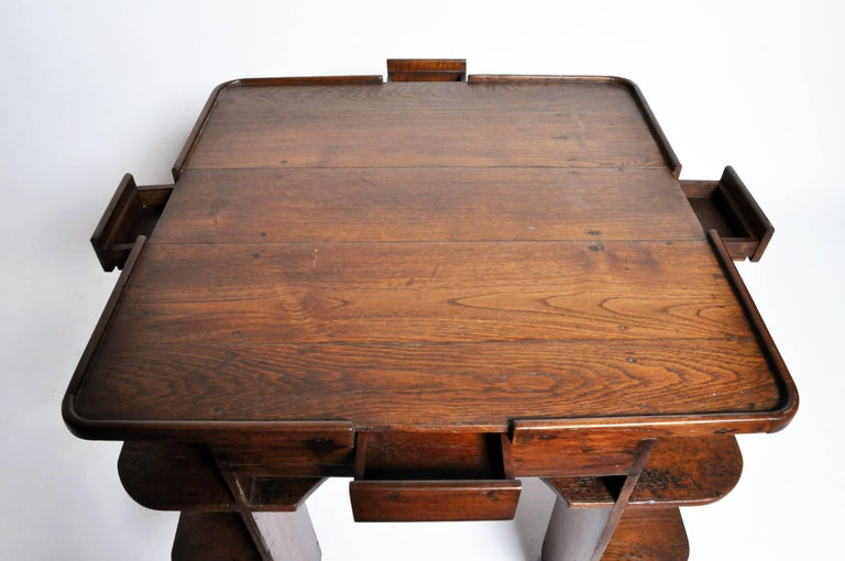 British colonial game table for sale at 1stdibs for 11 in 1 game table