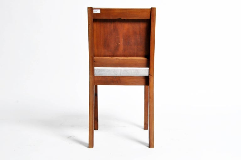 Contemporary Reclaimed Teak Wood Chairs For Sale