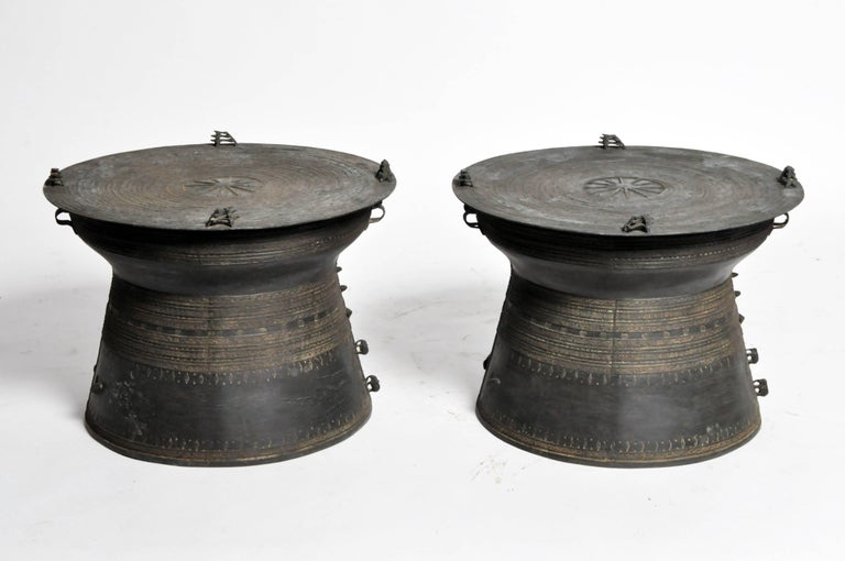 Southeast Asian Rain Drum For Sale At 1stdibs
