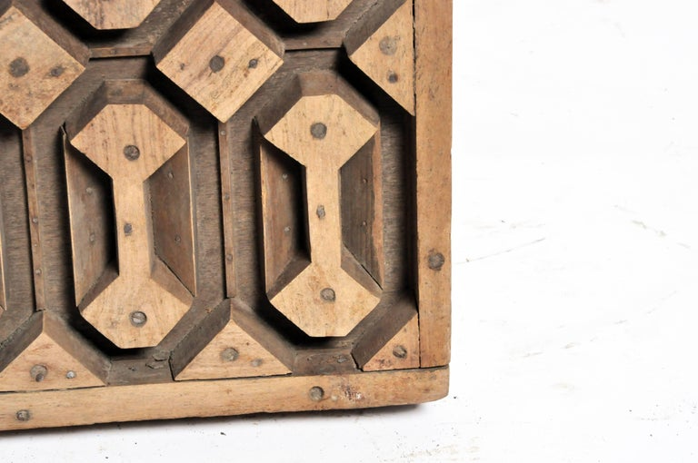 Wooden Cement Mold For Sale At 1stdibs