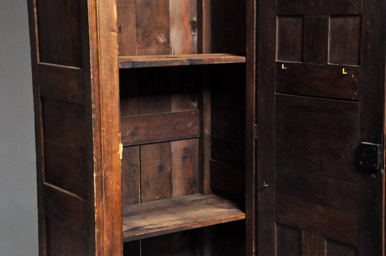 Louis XIII Style Petite Armoire For Sale at 1stdibs