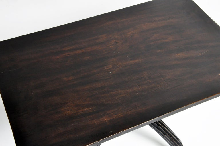 Naturalistic Game Table For Sale 8