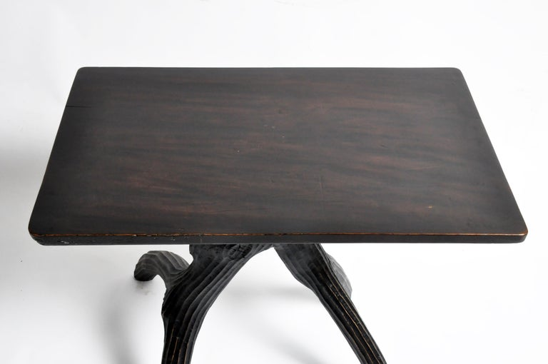 Naturalistic Game Table For Sale 1