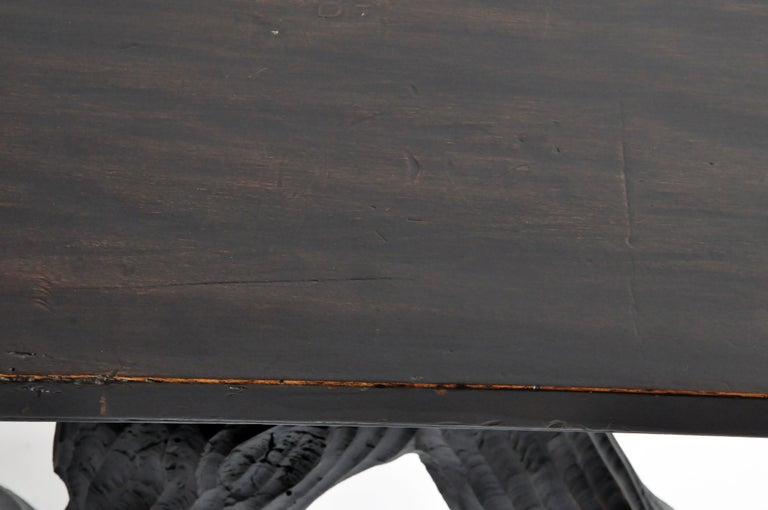 Naturalistic Game Table For Sale 4