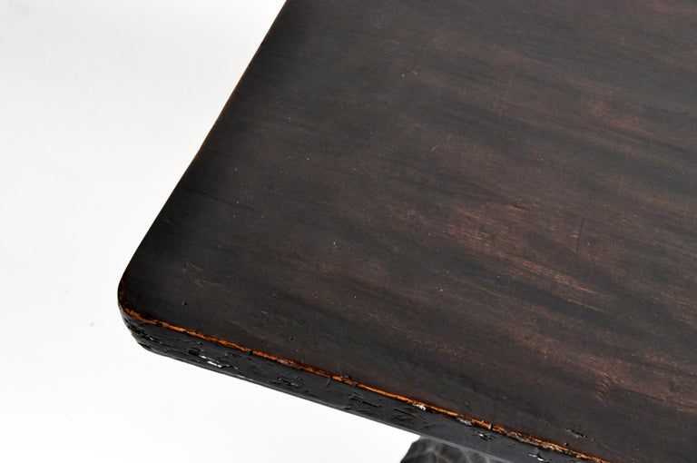 Naturalistic Game Table For Sale 6