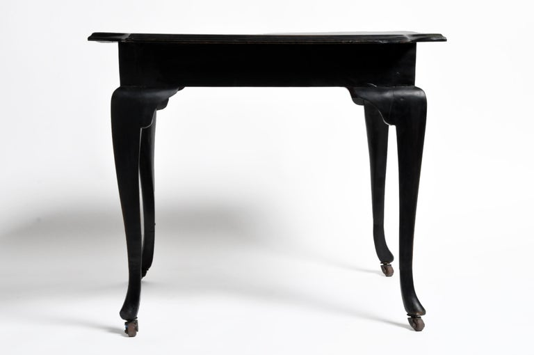British Colonial Art Deco Tea Table For Sale 10