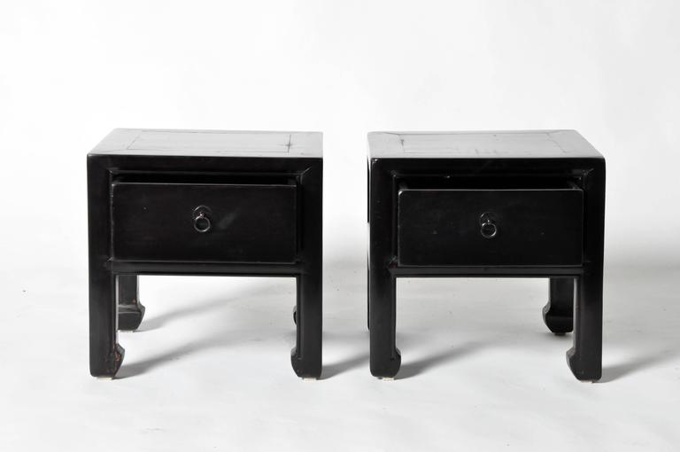 Pair of Chinese Stools For Sale 3