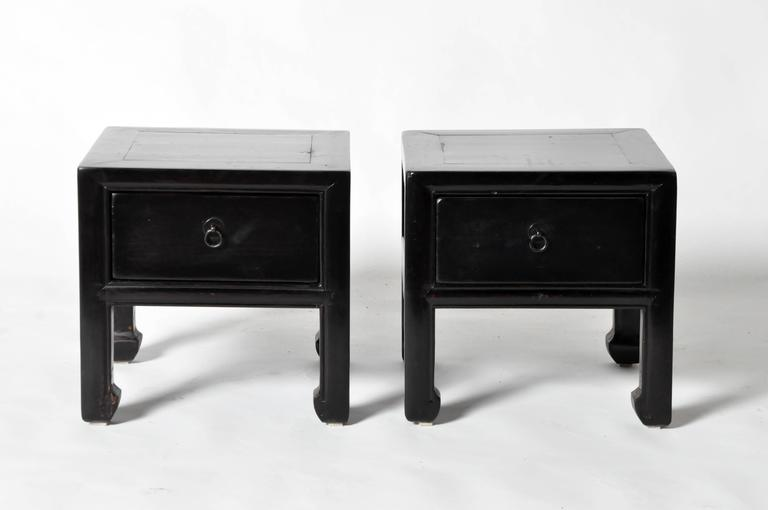 Pair of Chinese Stools For Sale 4