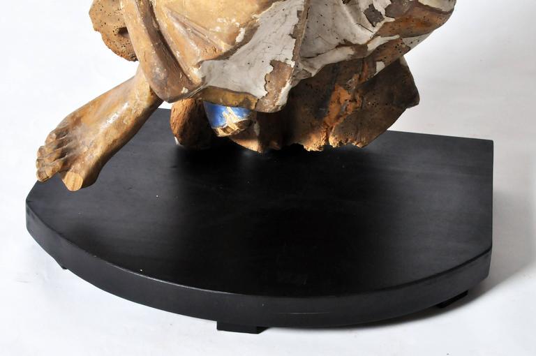 Sculpture of Saint Peter For Sale 4