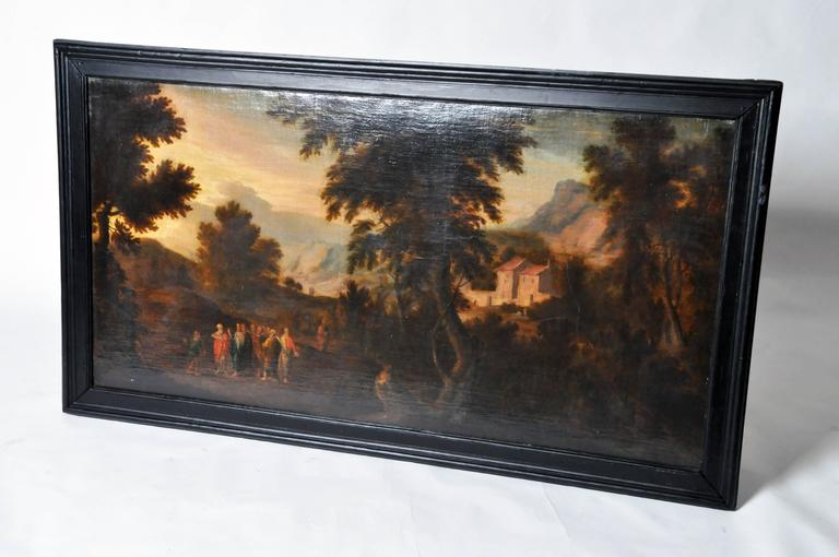 Belgian Flemish Painting of