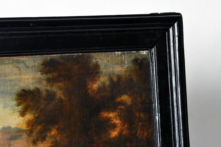 Canvas Flemish Painting of
