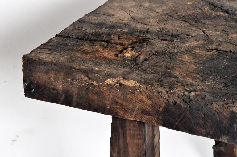 Rustic Coffee Table For Sale 2
