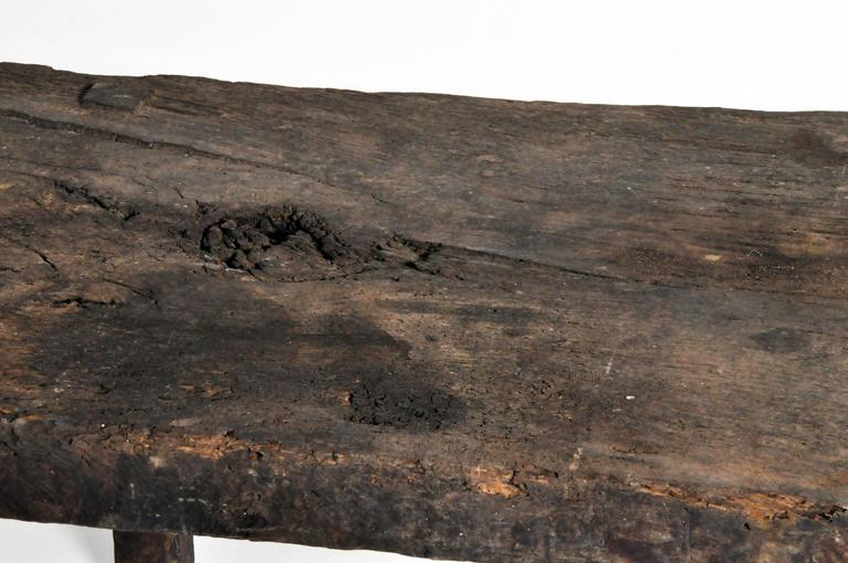 Rustic Coffee Table For Sale 4