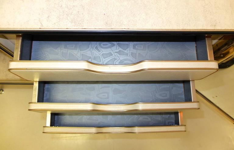 Umberto Mascagni Three-Door Sideboard For Sale 2