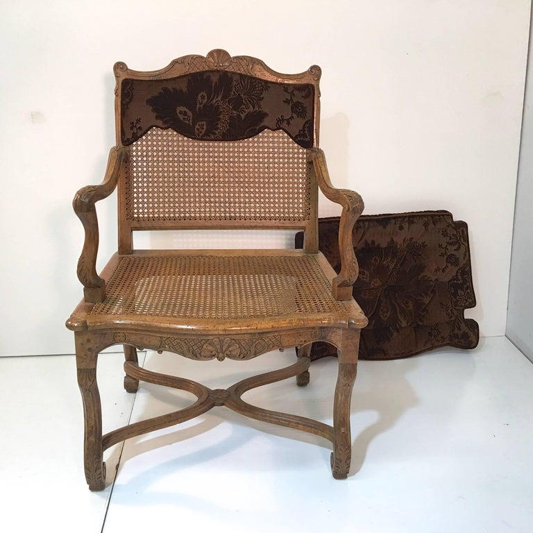 Set of Ten Don Ruseau Dining Chairs In Excellent Condition For Sale In Hingham, MA