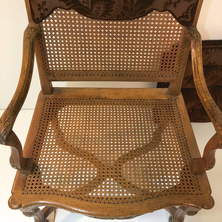 Late 20th Century Set of Ten Don Ruseau Dining Chairs For Sale