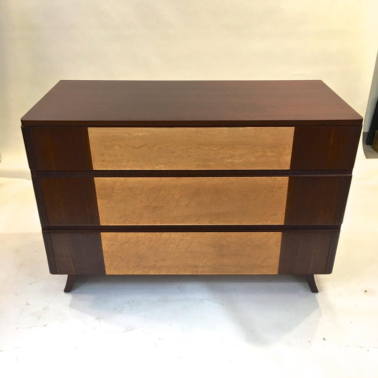American Art Deco Chest of Drawers by R-Way For Sale 1