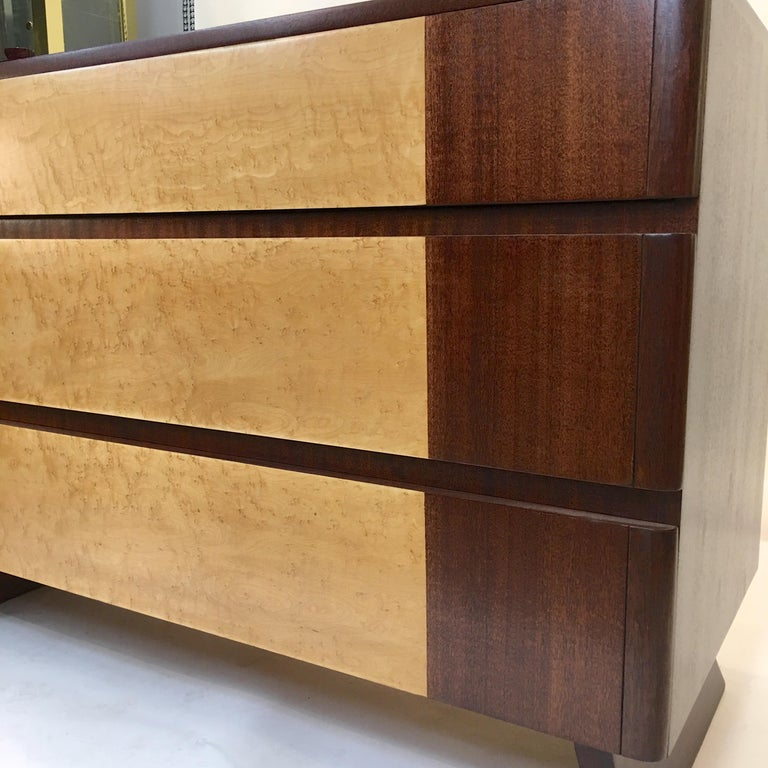 American Art Deco Chest of Drawers by R-Way For Sale 2