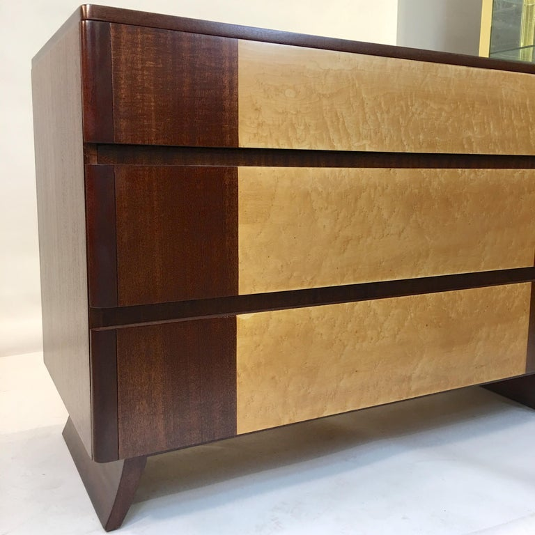 American Art Deco Chest of Drawers by R-Way For Sale 3