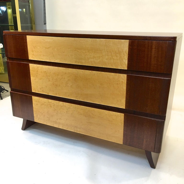 American Art Deco Chest of Drawers by R-Way For Sale 8