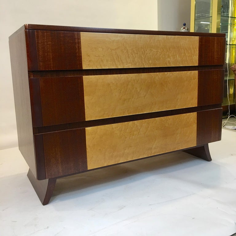 American Art Deco Chest of Drawers by R-Way For Sale 9