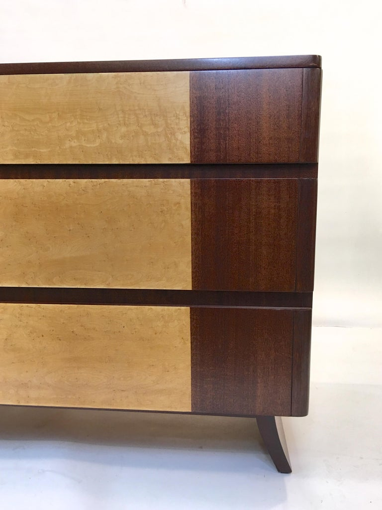 American Art Deco Chest of Drawers by R-Way For Sale 12