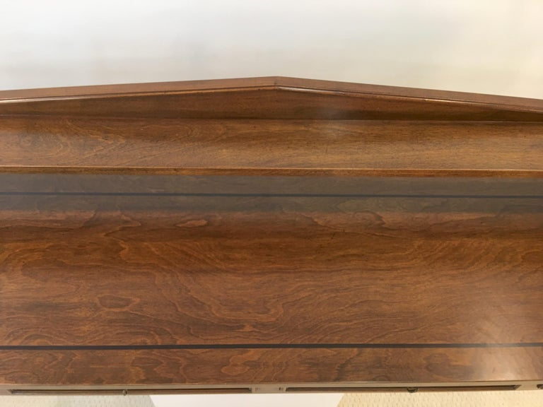 Ronnie Brahms for H. Sacks Wall Mounted Console Server In Good Condition For Sale In Hingham, MA