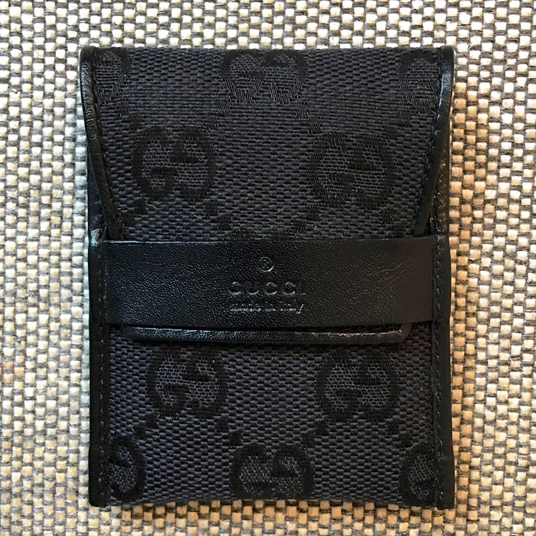 Modern Gucci Condom Wallet For Sale