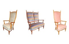 Maxwell Royal Chieftain 3 Piece Seating Suite
