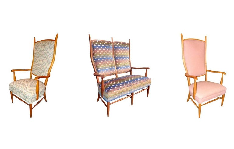 Maxwell Royal Chieftain 3 Piece Seating Suite For Sale