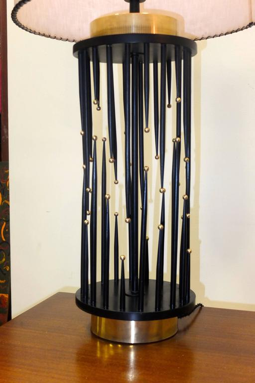 Mid-Century Modern Vintage Stalactite Lamp For Sale