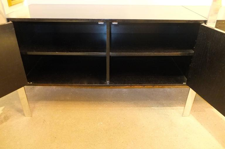 Early 1970s Pace Collection Wall Unit In Good Condition For Sale In Hingham, MA