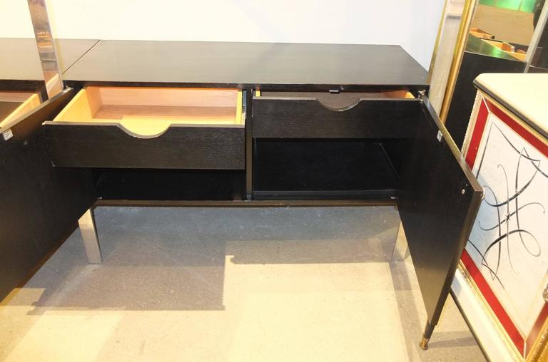 Late 20th Century Early 1970s Pace Collection Wall Unit For Sale