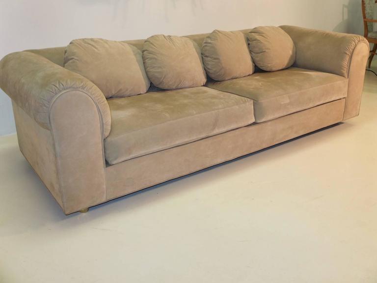 Dunbar 'Harlow Lounge' Sofa by Edward Wormley 2
